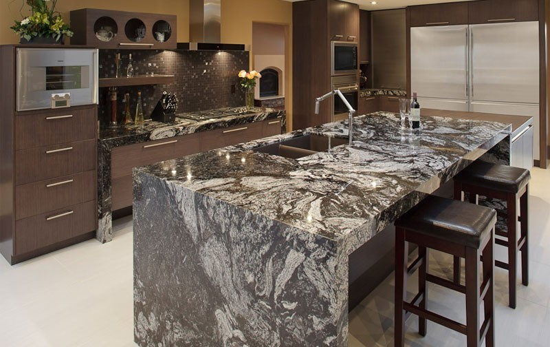 Merveilleux Choosing Stone Kitchen Countertops