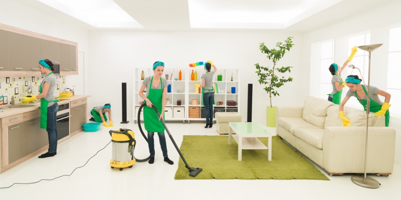 Advantages of Hiring a Professional Cleaning Company — RenovationFind Blog