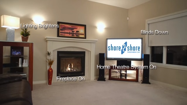 Home Automation Edmonton Shore 2 Shore