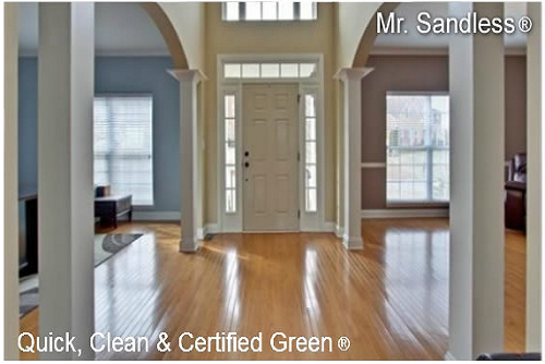 Cleaning and Caring for Hardwood Floors