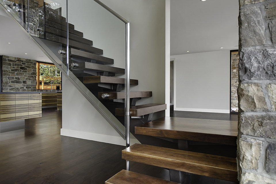 Artistic Stairs Enhance Your Home Renovationfind