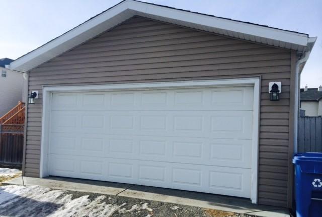 Garage builder Calgary