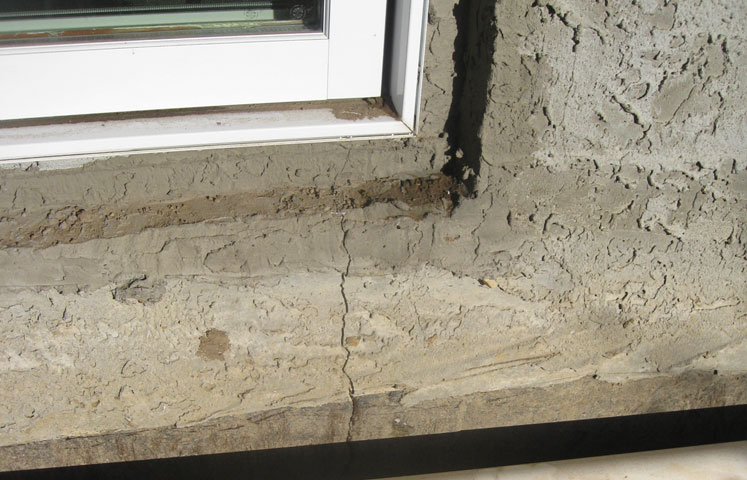 foundation crack repair Calgary