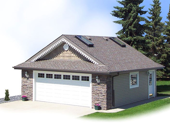 Garage packages Edmonton. Value of a Garage Addition   RenovationFind