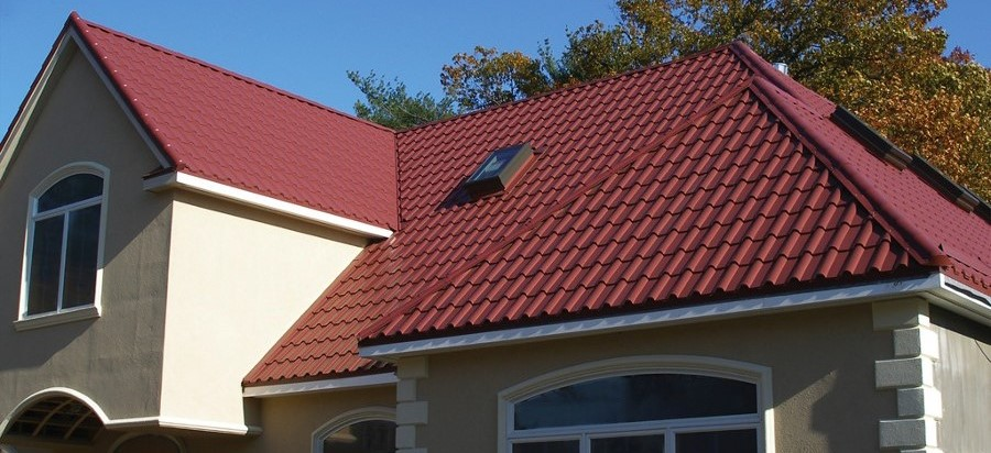 tile metal roofing Edmonton