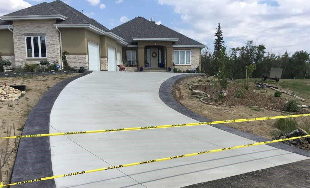Edmonton concrete contractors
