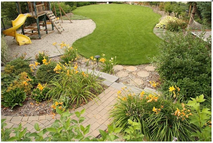 landscape design Edmonton