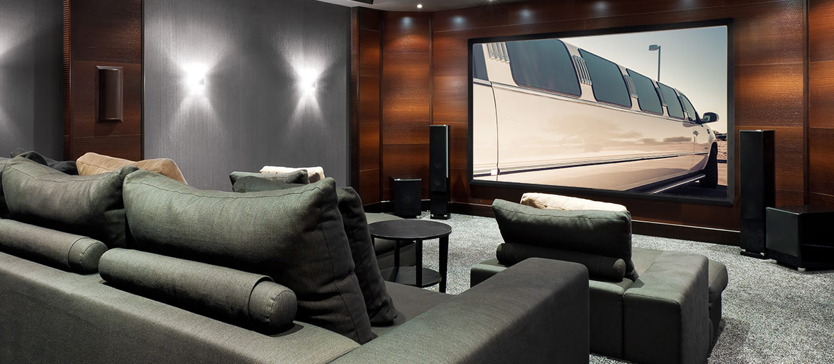 home theatre Edmonton