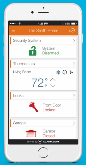 smart-home-security-system-edmonton