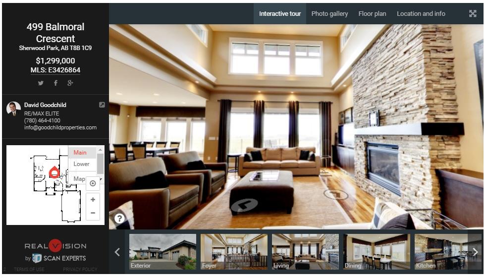 virtual-reality-tour & Benefits of Virtual Tours for Real Estate Listings | Home Renovation ...
