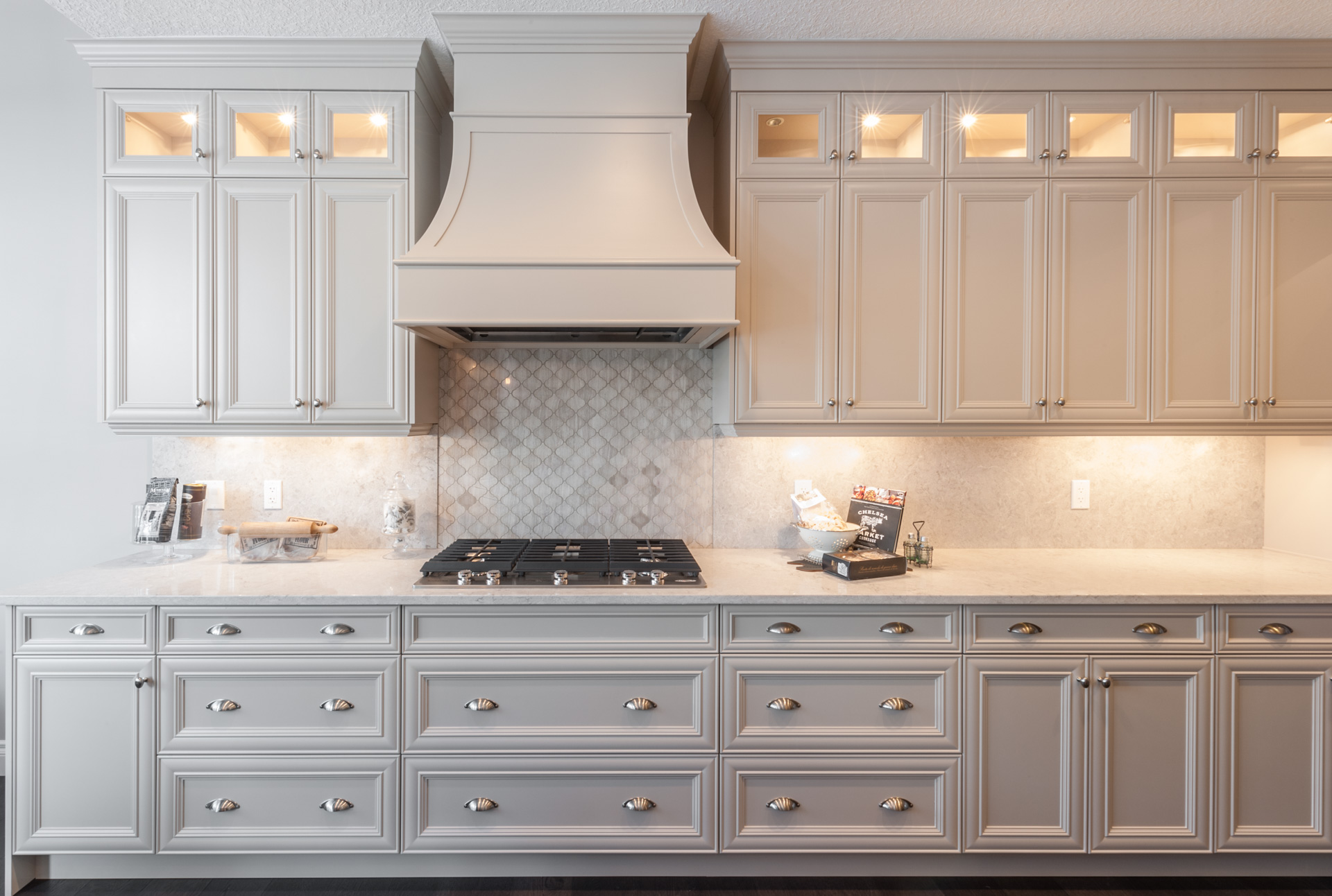 Custom cabinets for your kitchen renovation real estate - Custom cabinet companies ...