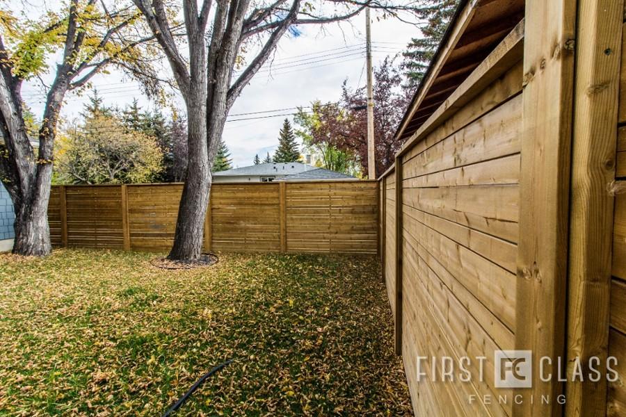 fence contractors in Calgary