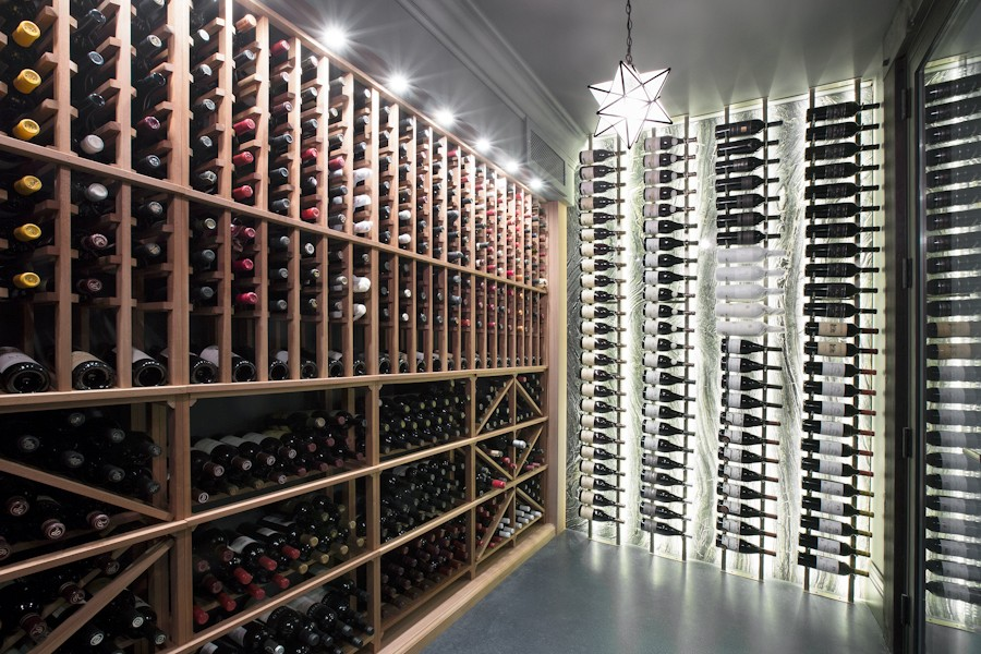 How to properly store your wine collection