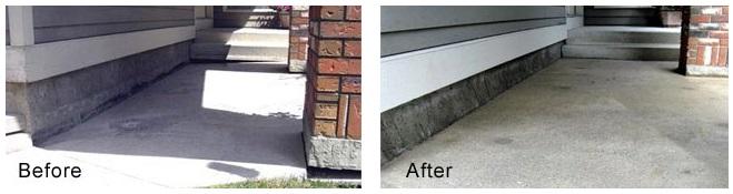 concrete leveling Calgary 1