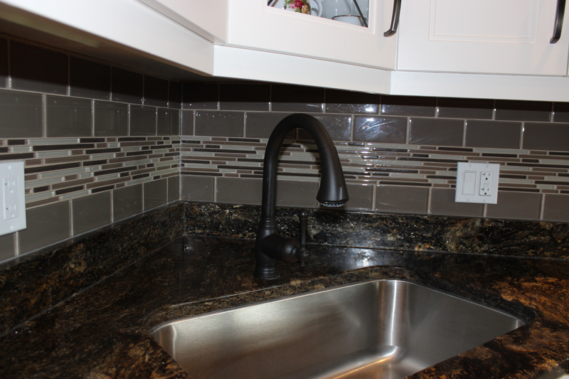 countertops & backsplash