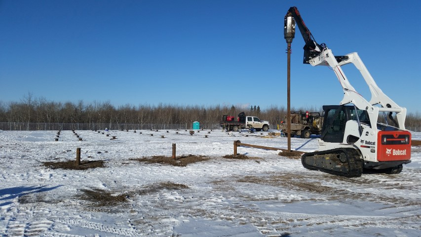 screw piles edmonton