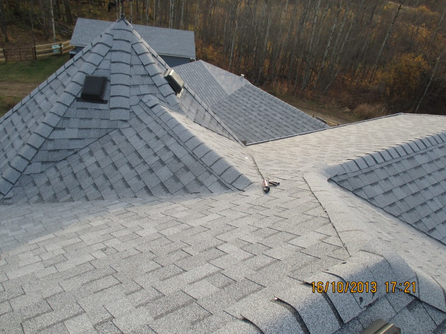Roofing in Edmonton