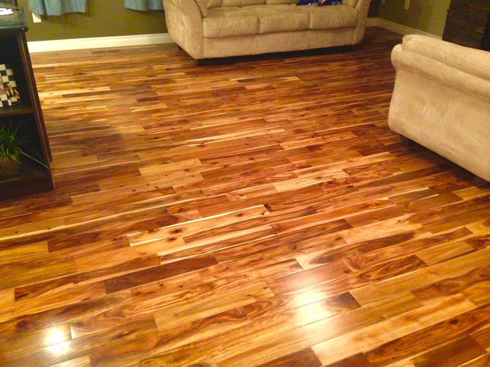 flooring in Edmonton