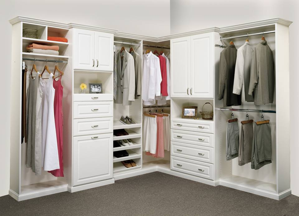 Why You Need Custom Closets & Storage Solutions