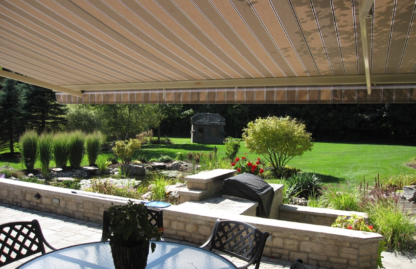 Types of Awnings for Your Outdoor Living Space