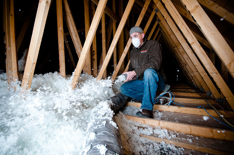 Dealing With Attic Rain Renovationfind Blog