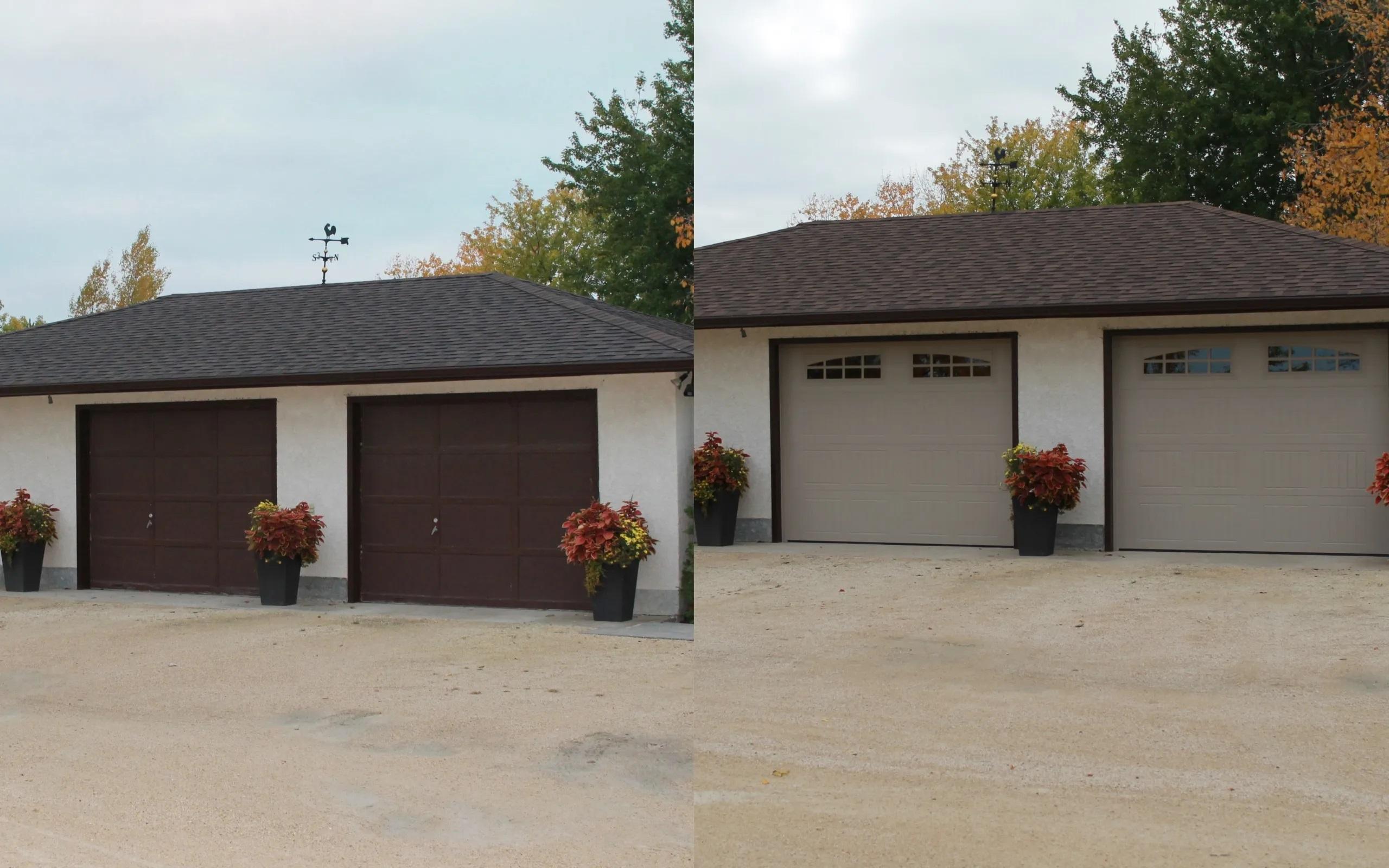 Why you should choose a Steel-Craft garage door
