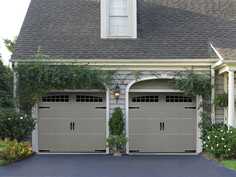 Choosing a residential garage door