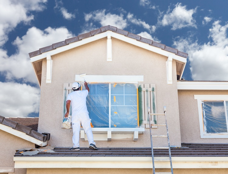 Thinking of repainting your house? Go for it!