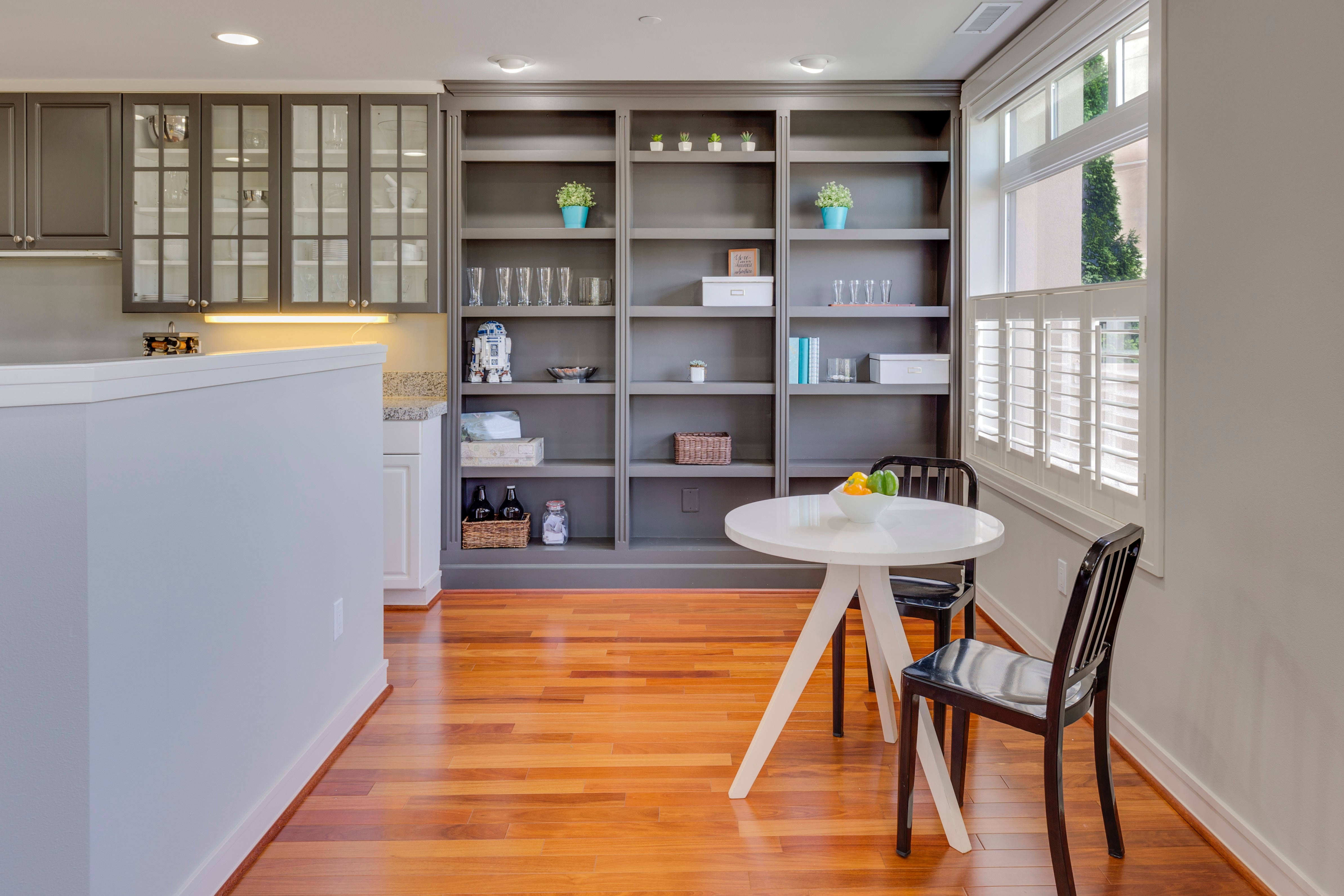 Double the home value: Custom millwork and major renovations