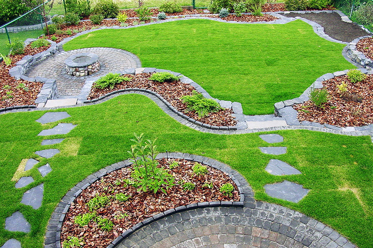 Landscaping Design With Your Home S Colours And Architecture Renovationfind Blog