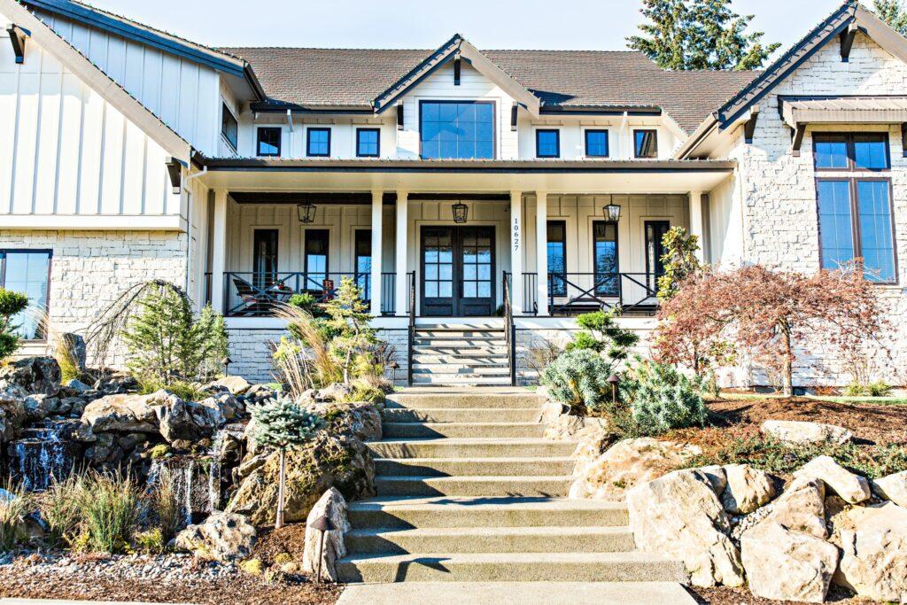 House Exterior Ideas Exterior Home Design Canada