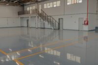 The advantages of commercial concrete floor coatings